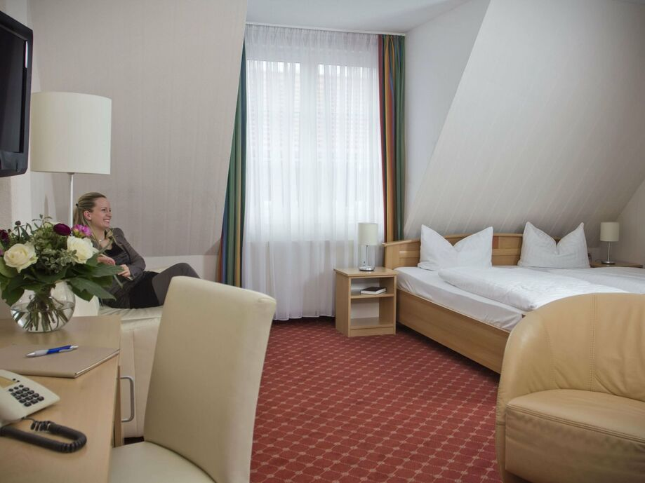 Juniorsuite mit Terrasse