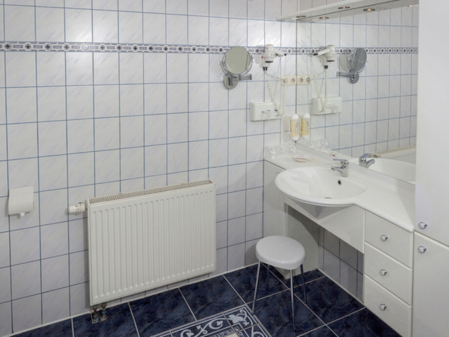 Suite in Warnemünde- Badezimmer